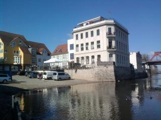 04-05; Elbe; Schönebeck; Gutes Restaurant