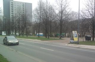 04-09; Dresden; Neuer Stellplatz 01