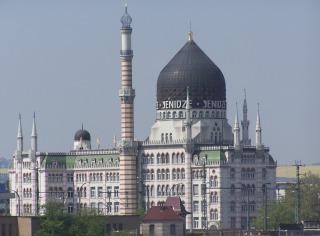 04-09; Dresden; Yenidze