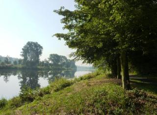 08-10; Elberadweg Koslotec nach Brandy 02