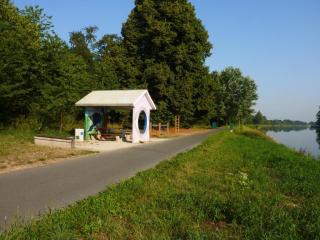08-10; Elberadweg Koslotec nach Brandy 03