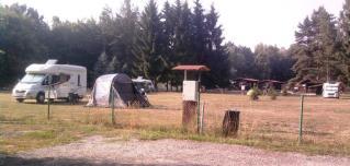 08-10; Podebrady; Campingplatz am Golfplatz 02