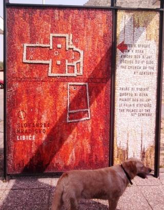08-11; Litice; historische Wallanlagen 03