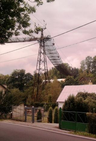 08-19; Dolni Lanov; Seilbahn für Steinbruch