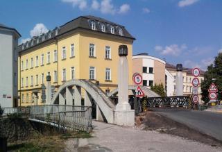 08-22; Hostinne; abenteuerliche Brücke