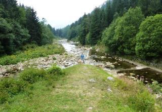 08-23; Labezusammenfluss bei Spinderuv