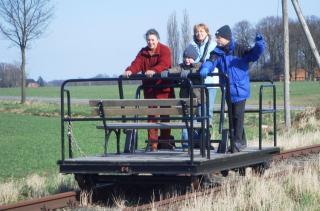 2009-03-24; Draisine mit Langes 08