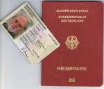 Perso und Reisepass