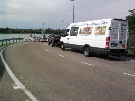 07-26; Auf dem Weg in den Elsas; Rheinfaehre
