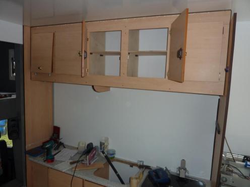 Küchenhochschrank