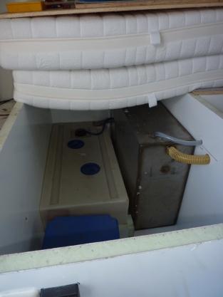 Die Wassertanks