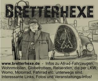 Bretterhexe