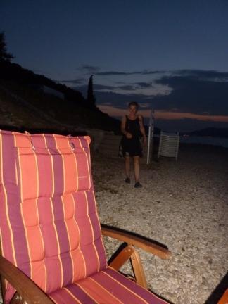 2016-07-26; Neum; Abends am Strand 12