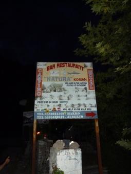 Erkennung bei Nacht