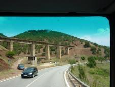 Hoxhas Eisenbahn