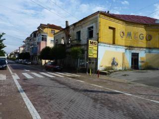 Eingangstor nach Pogradec