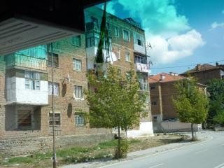 So wohnt ein Großteil der albanischen Stadtbewohner