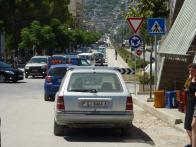 Blick in die Hauptstraße