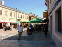 2016-08-30; Shkodra 10; Fußgängerzone