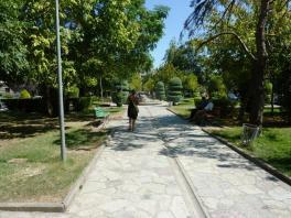 2016-08-30; Shkodra 10; Park