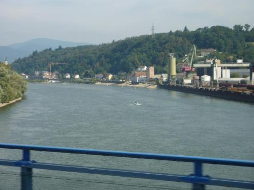 Und noch mal die Donau