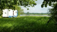 An de Elbe bei Gorleben