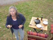 Kochlöffel ablecken spart den Abwasch