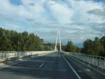 Donaubrücke bei Bad Deutsch-Altenburg