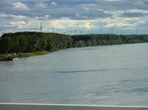 Donau bei Bad Deutsch-Altenburg