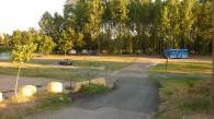 Unser Stellplatz