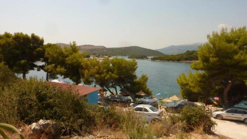 Bucht nach Korfu
