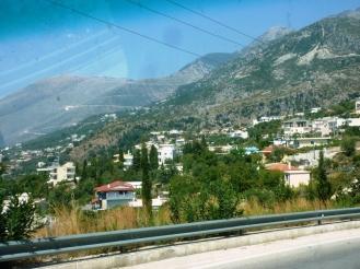 Das letzte Dorf vor dem Aufstieg