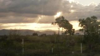 Berge im Südosten