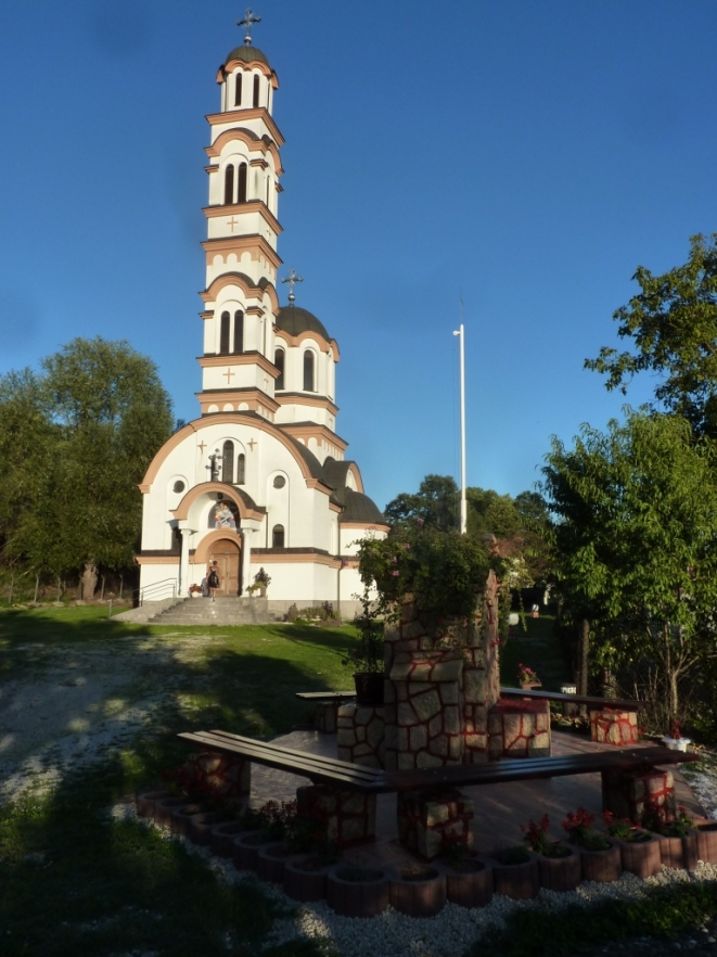 Die Kirche - herausgeputzt