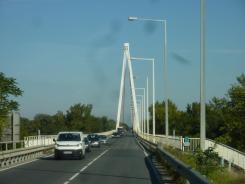 Die Donaubrücke