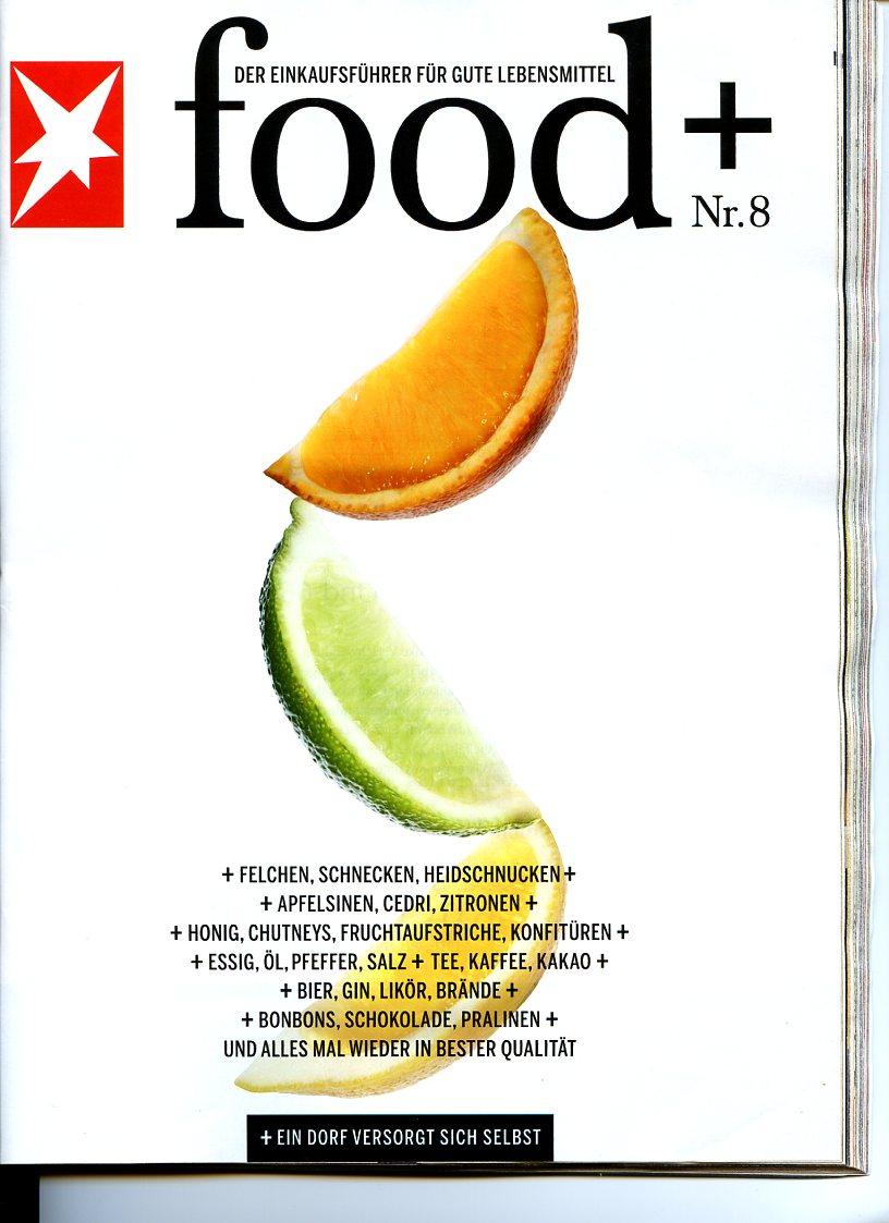 2011-10-27; Stern Gourmetbeilage Titelblatt