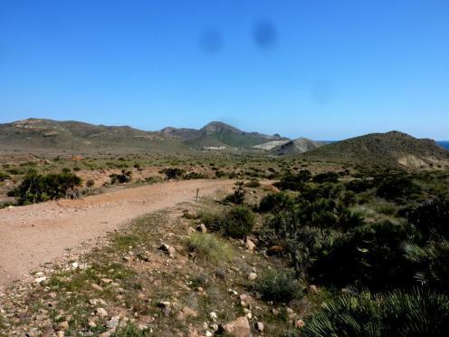 Das Hinterland des Cabo de Gata