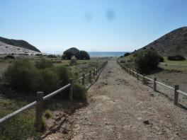 2018-02-24; Cabo de Gata; Strand 02; 01