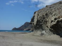 2018-02-24; Cabo de Gata; Strand 02; 04