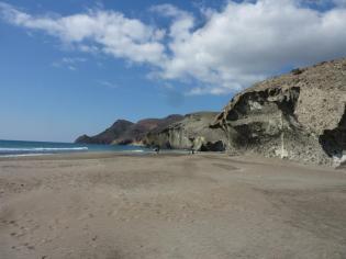 2018-02-24; Cabo de Gata; Strand 02; 05
