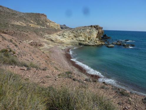 2018-02-24; Cabo de Gata; Strand 03; 05