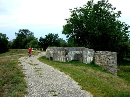 Die Bunker von Zahorska Ves