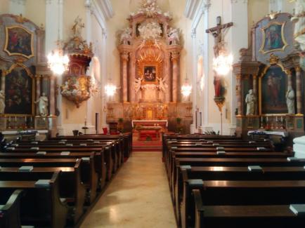 Prunk im Katholizismus