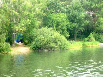 Big Blue im Naturschutzgebiet bei Tovacov