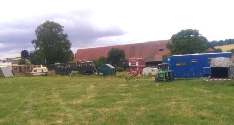 Wohnen auf dem Hof Fleischfairbrik