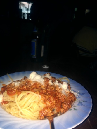 Spaghettiabend