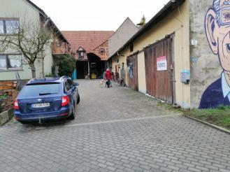 Unser Quartier, die Brauerei Hertl