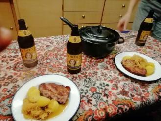 Kaiserfleisch zum Abend