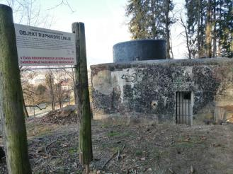 Bunker aus vergangenen Tagen
