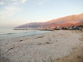Die Reste vom Strand